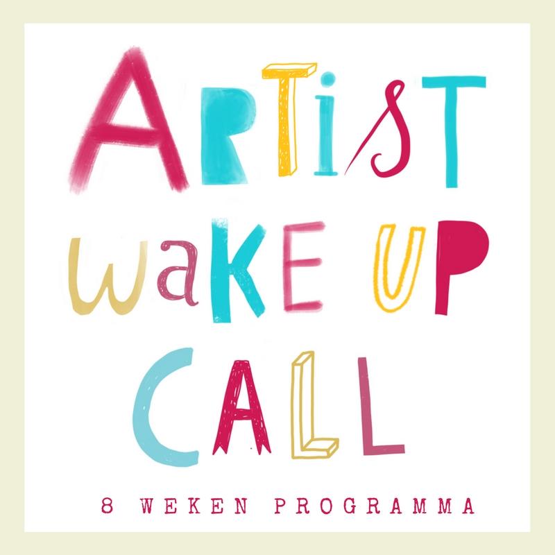 creatieve cursus Artist Wake Up Call