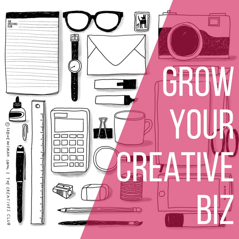 Grow your Creative Biz
