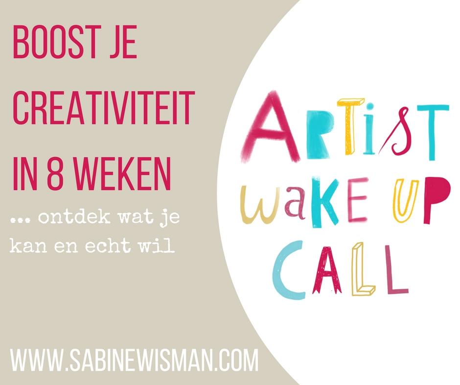 artist wake up call wiseman