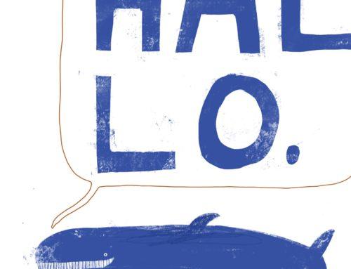 Kaart Walvis