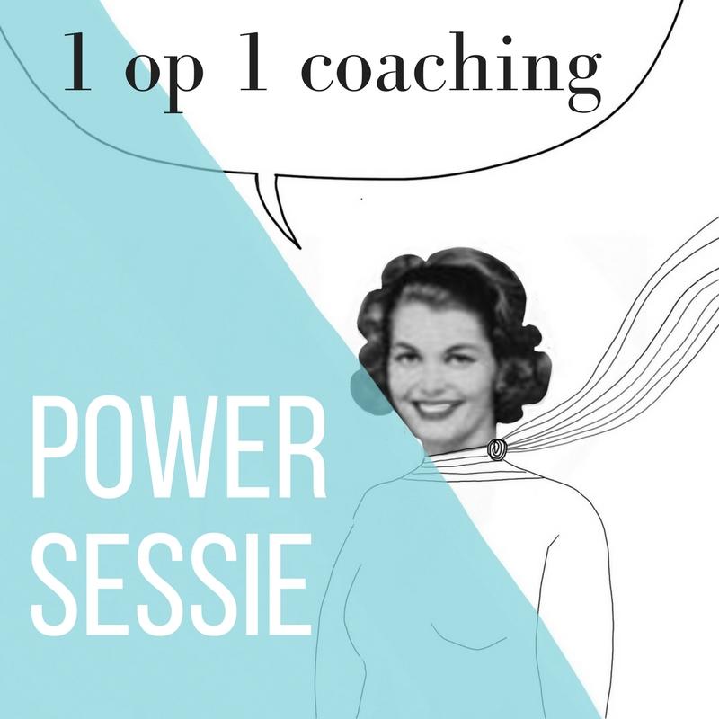 power sessie coach sabine wiseman