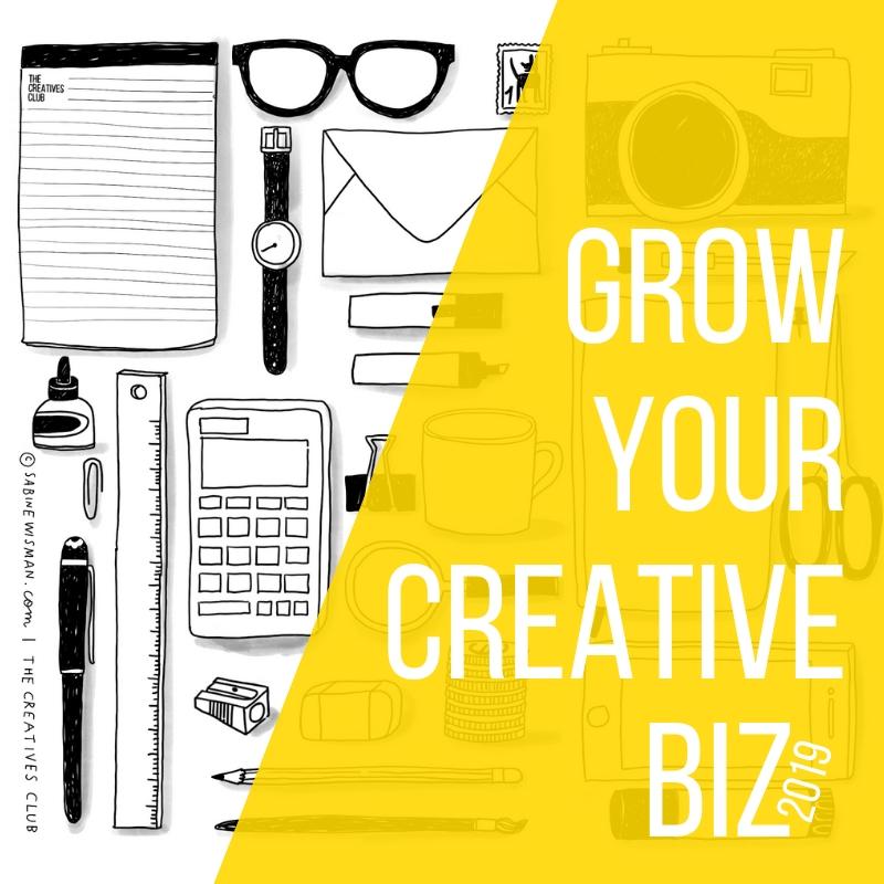 grow your creative biz 2019